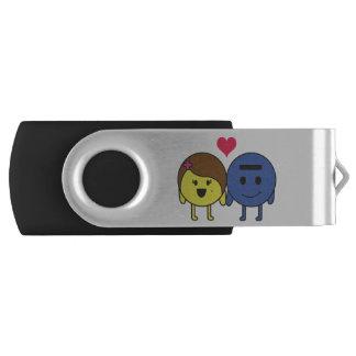 USB TSP in love USB Flash Drive