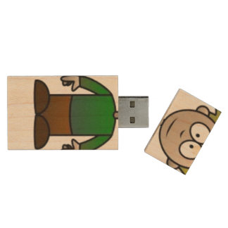 USB WOOD USB FLASH DRIVE