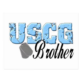 uscg99brother3 postcard