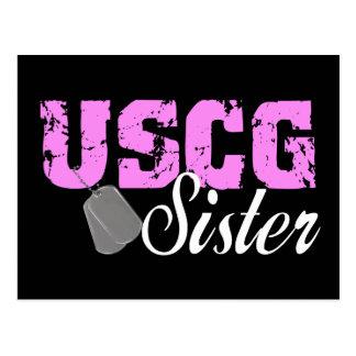 uscg99sister2blk postcard