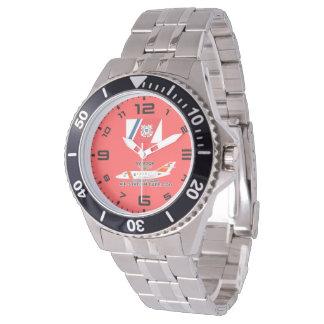 USCG Air Station Cape Cod Aviator Wristwatches