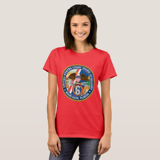 USCG Auxiliary Miami-Dade Florida T-Shirt