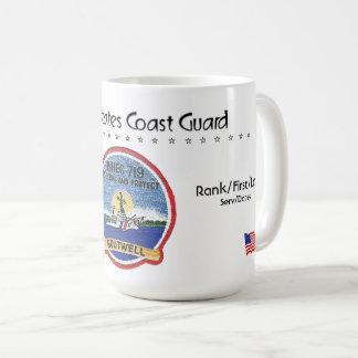USCG Boutwell  WHEC-719 Coffee Mug