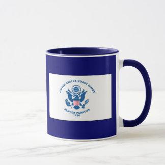 USCG - Coast Guard Flag Mug