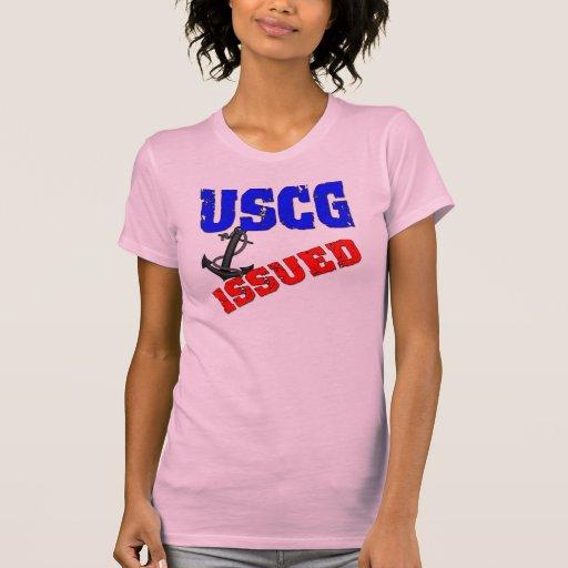 USCG Issued Tee Shirt