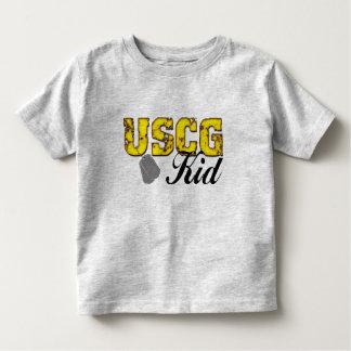 USCG Kid Toddler T-shirt