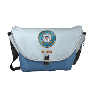 USCG Medium Messenger Bag