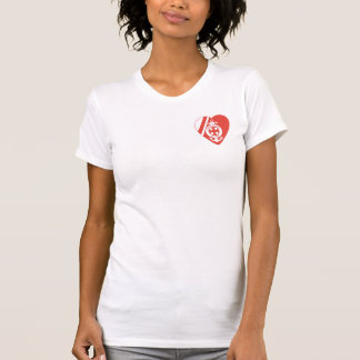 USCG Moms' Division Casual Scoop T-Shirt