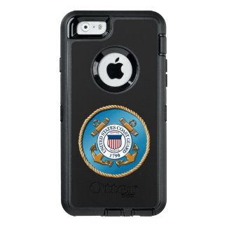 USCG Otter Box Defender. Iphone, Samsung