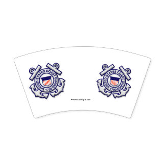 USCG Paper Cups Paper Cup