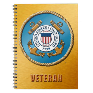 USCG Photo Notebook (80 Pages B&W)