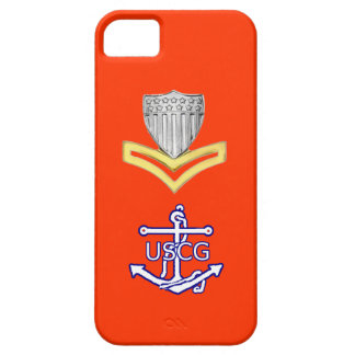 USCG PO2 iPhone 5 Barely There Universal Case