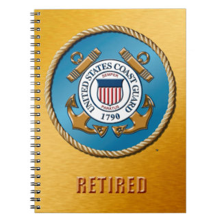 USCG Retired Photo Notebook (80 Pages B&W)