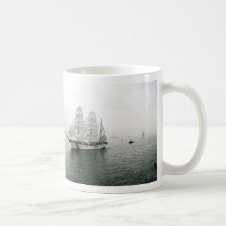 USCG Sailing Parade Coffee Mug