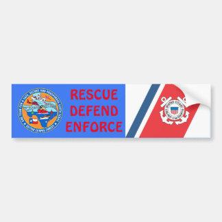 USCG Station Corpus Christi Texas Bumper Sticker