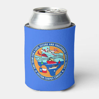 USCG Station Corpus Christi Texas Can Cooler