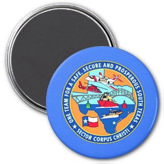 USCG Station Corpus Christi Texas Magnet