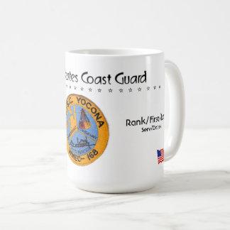 USCG Yocona WMEC-168 Coffee Mug