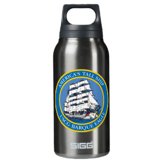USCGC Eagle WIX-327 Insulated Water Bottle