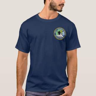 USCGC Jefferson Island WPB-1340 T-Shirt