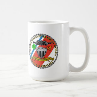 "USCGC Smilax WLIC-315 ""Queen of the Fleet"" Coffee Mug"
