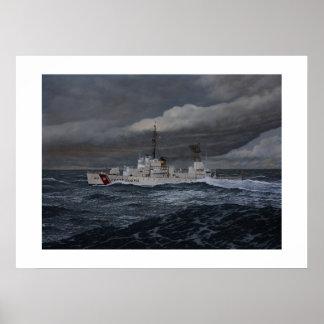 USCGC Winnebago Poster