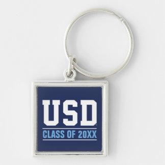 USD | Class Of Keychain