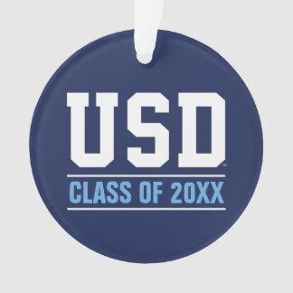 USD | Class Of Ornament
