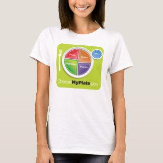 USDA Choose My Plate T-Shirt