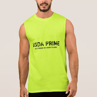 USDA Prime Sleeveless Shirt