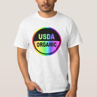 USDA RAINBOW #7 T-Shirt