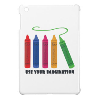 Use Imagination Cover For The iPad Mini