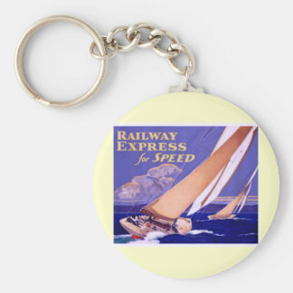 Use Railway Express For Speedy Delivery. Keychain