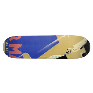 Use the Air Mail, the Fastest Mail Skateboards