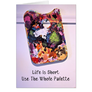 Use The Whole Palette Card