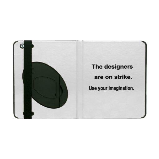 Use Your Imagination Design iPad Case