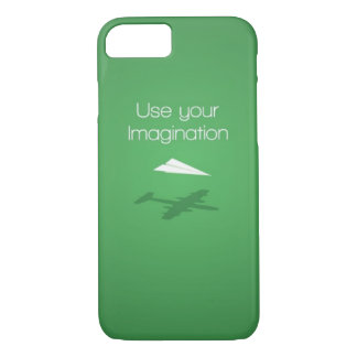 Use your imagination iPhone 7 case