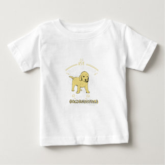 Use Your Noodle, Love a Goldendoodle Baby T-Shirt