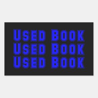 Used Book Sticker