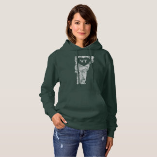 Used I Love Vermont Women's Hooded Sweatshirt