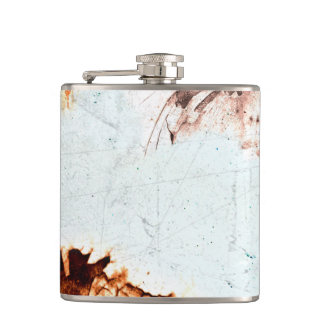 used look hip flask