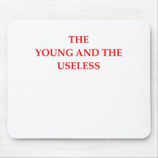 USELESS MOUSE PAD