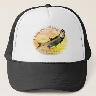 Useppa Island Tarpon Team Products Trucker Hat