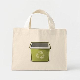 User Trash Mini Tote Bag