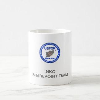 USFOR-A NKC SHAREPOINT TEAM MUG