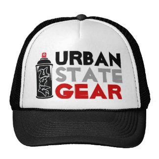 USG CAN LOGO CAP TRUCKER HAT