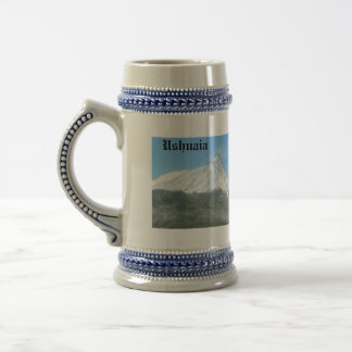 Ushuaia countryside (BASIC design) Beer Stein