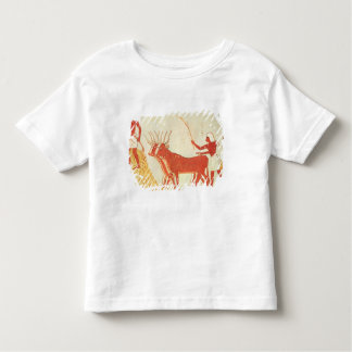 Using cows to trample wheat tee shirt