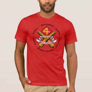 USMC - 2nd Battalion 14th Marines - Marine Corps T-Shirt