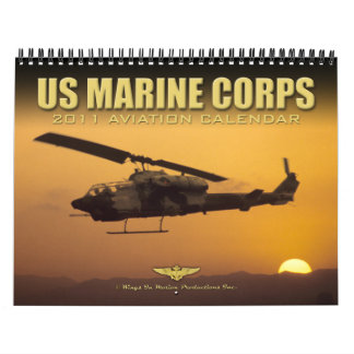 USMC Aviation 2011 Calendar